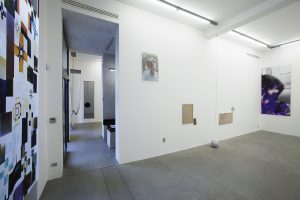doing life, installation view, kaufmann repetto, milan, 2012