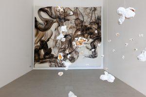 pae white, milan hazy 1, 2011 cotton, polyester and trevira, 365 x 411,48 cm
