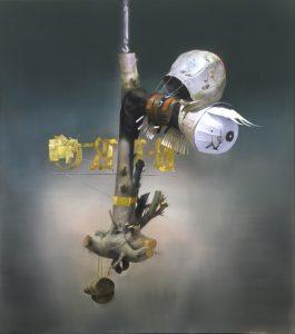 pierpaolo campanini, untitled, 2005 oil on canvas, 190 x 170 cm