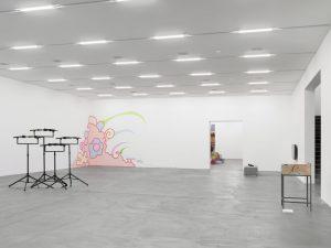 <i>toys redux - on play and critique</i>, 2015 </br> installation view, migros museum für gegenwartskunst, zurich