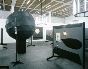 planet caravan? is there life after death? a futuristic world fair, installation view, kunsthalle mannheim, mannheim, 2007