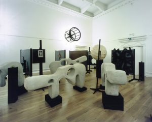 planet caravan? is there life after death? a futuristic world fair, installation view, south london gallery, london, 2007