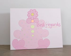 <i>best regards</i>, 2014