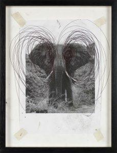 thomas zipp, ilsatin, 2009 drawing, 29 x 30 cm