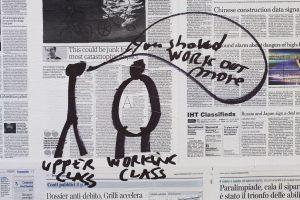 good news, bad news, no news, installation view, kaufmann repetto, milan, 2012