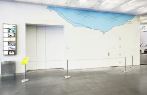 nyc 1993: experimental jet set, trash and no star, installation view, new museum, new york, 2013