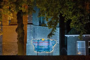 <i>kalm nou maar</i>, 2013 </br> installation view, museum boijmans, rotterdam