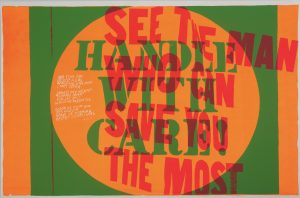 <i>handle with care</i>, 1967