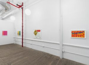 <i>Corita Kent, Works from the 1960s</i>, 2019