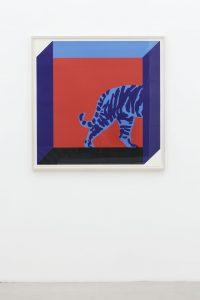 <i>a sudden walk 2</i>, 2012</br> framed c-print</br>105 x 105 cm