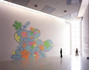 <i>emotion pictures</i>, 2005 </br> installation view, m hka -  museum van hedendaagse kunst antwerpen, antwerp