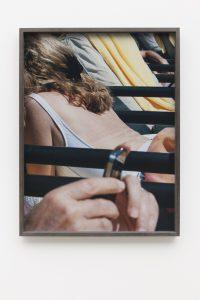 <i>parents in the sun #2</i>, 2014</br> digital c-print</br>68 x 52 x 3,6 cm / 26,8 x 20,5 x 1,2 in