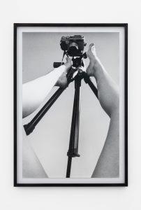 <i>legs</i>, 2016</br> silver gelatin print</br>24 x 16 inches / 61 x 40.6 cm
