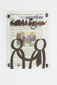 Dan Perjovschi, <i>The Guardian (20.09.2012)</i>, 2012