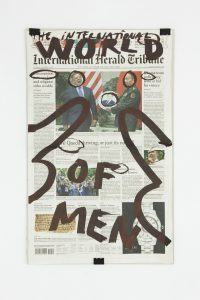 Dan Perjovschi, <i>International Herald Tribune (20.09.2012)</i>, 2012