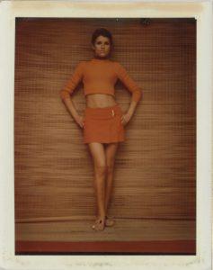Carlo Mollino, </i>Untitled</I>, 1960s </br> polaroid, 10 x 8 cm / 3.9 x 3.2 in (unframed)