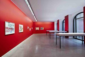 <i>Joyful Revolutionary</i>, 2020 </br> installation view, TAXISPALAIS Kunsthalle Tirol, Innsbruck