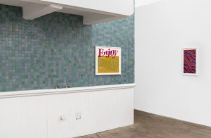 <I>works from the 1960s</I>, 2019 </br> installation view, kaufmann repetto, new york