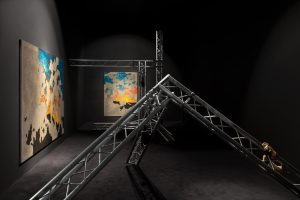 <i>the After</I>, 2020 </br> installation view, kaufmann repetto, milan