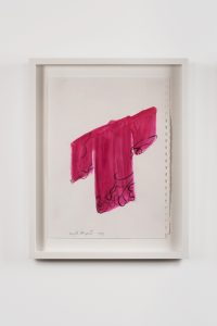 Kazuko Miyamoto </br> <I>Untitled</I>, 1999 </br> watercolor on paper, 28 x 21,6 cm / 11 x 8.5 in