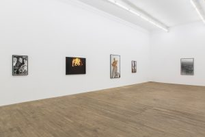<I>joke</I>, 2020 </br> installation view, kaufmann repetto, new york