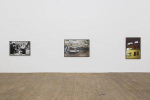 <I>joke</I>, 2020 </br> installation view, kaufmann repetto, new york