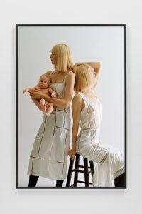 <I>Models/Baby</I>, 2020 </br> inkjet print, 154,9 x 104,1 x 4 cm / 61 x 41 x 1.6 in