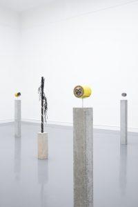 <i>Muscle Memory</I>, 2019 </br> installation view, Staatliche Kunsthalle Baden-Baden, Baden-Baden