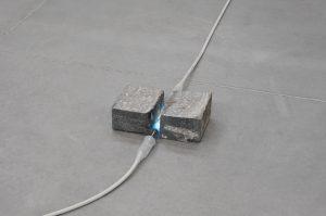 <i>Intense Proximity</I>, 2012 </br> installation view, La Triennale, Palais de Tokyo, Paris
