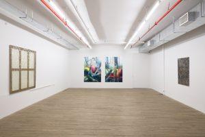 Carla Accardi, Elisa Sighicelli, 2020 </br> installation view, 55 walker, new york