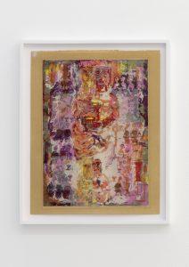 <i>at cana of galilee</I>, 1952 </br> screenprint</br> 68,5 x 55,5 x 4 cm / 27 x 21.9 x 1.6 (framed)