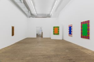 <I>...and five, six, seven, eight</I>, 2021 </br> installation view, kaufmann repetto, new york