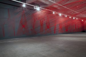 <I>summer xx</i>, 2012 </br> installation view, fabric workshop and museum, Philadelphia