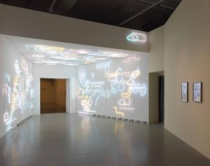 <I>till it's gone</i>, 2016 </br> installation view, Istanbul Modern