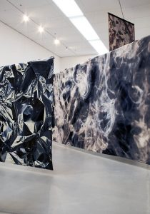 <I>in love with tomorrow</i>, 2013 </br> installation view, langen foundation