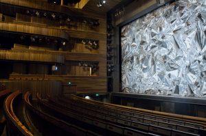 <I>metafoil</i>, 2007 </br> installation view, Oslo Opera House Bjorvika