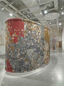 <I>Spacemanship</i>, 2017 </br> installation view, saarland museum, saarbrucken