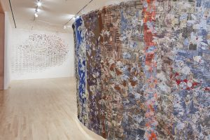 <I>beta space: pae white</i>, 2019 </br> installation view, San José Museum of Art
