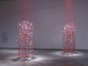 <I>pae white. Lisa, bright & dark</i>, 2008 </br> installation view, Scottsdale Museum of Contemporary Art