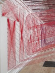 <I>Too Much Night, Again</i>, 2013 </br> installation view, South London Gallery