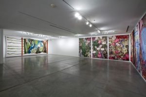 <I>Pae White: Material Mutters</i>, 2010 </br> installation view, The Power Plant, Toronto