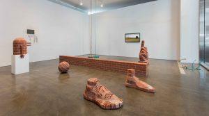 <I>Hammer Projects: Judith Hopf</i>, 2017 </br> installation view, Hammer Museum, Los Angeles