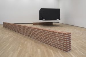 <I>Judith Hopf: OUT</i>, 2018 </br> installation view, SMK - National Gallery of Denmark, Copenaghen