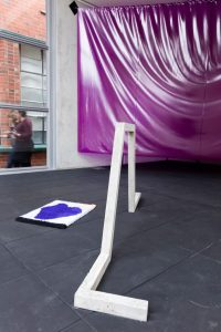 <I>Bad Visual Systems</i>, 2016 </br> installation view, The Adam Art Gallery, University of Wellington