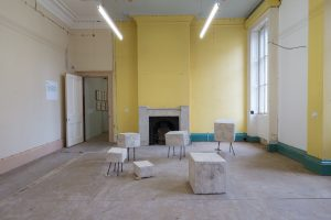 <I>Judith Hopf</i>, 2014 </br> installation view, 8th Liverpool Biennial