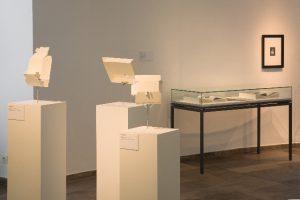<I>Masks</i>, 2012 </br> installation view, dOCUMENTA 13, Fridericianum, Kassel