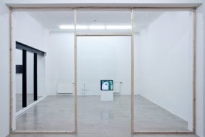 <I>End Rhymes and Openings</i>, 2012 </br> installation view, Grazer Kunstverein, Graz