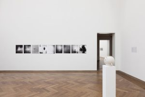 <I>How to work (More for) Less</i>, 2011 </br> installation view, Kunsthalle Basel
