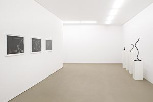 <I>Some End of Things</i>, 2013 </br> installation view, Kunstmuseum, Basel