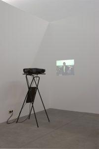<I>Türen - judith hopf and henrik olesen</i>, 2007 </br> installation view, Portikus, Frankfurt